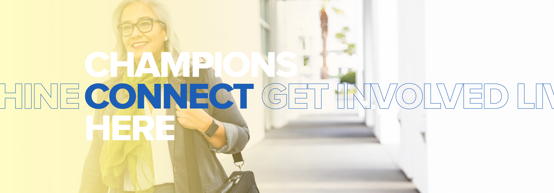 Super Bowl Business Connect Champions Connect Here