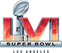 Super Bowl LVI Logo