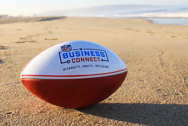Business Connect Football