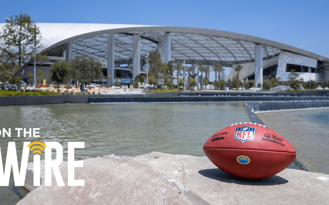 """Los Angeles Super Bowl Host Committee Unveils 56 """"Unsung Heroes"""" in Lead Up To Super Bowl LVI"""